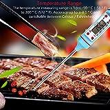 Zoom IMG-2 meilliger termometro cucina lettura istantanea