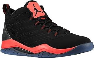 Mens Nike Air Jordan Velocity Sneakers New, Black / Infrared 688975-023 sz 13