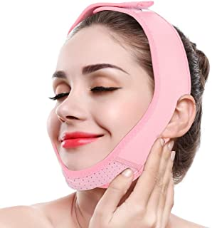Face Lifting Slimming Belt, Doublechin Reducer, Facial Intense Lifting, Reduce Weight Slimming Belt, Skin Care Chin Lifting Firming Strap
