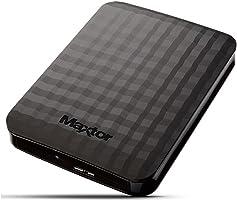 "Maxtor HX-M201TCB/GM - Disco Duro Externo de 2 TB (2.5"", USB 3.0/3.1 Gen 1)"