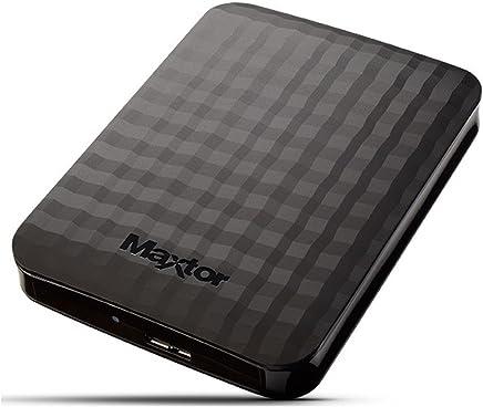 Maxtor  Seagate HX-M201TCB/GM ,HDD Esterno 2,5, 2TB, USB 3.0 Nero