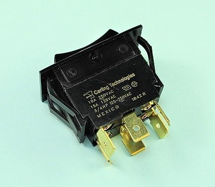 KIC CORP K90-364 SPST-NO FAN RELAY 240 VOLT COIL 75044