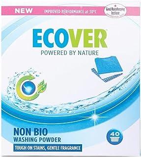 Ecover | proszek do prania - niebiologiczny | 3 x 3 kg