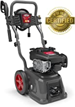 Briggs & Stratton 020685 3100 PSI 2.5GPM Pressure Washer, Red/Gray/Titanium
