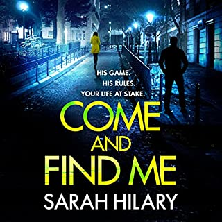 Come and Find Me     DI Marnie Rome, Book 5              De :                                                                                                                                 Sarah Hilary                               Lu par :                                                                                                                                 Imogen Church                      Durée : 12 h et 54 min     Pas de notations     Global 0,0