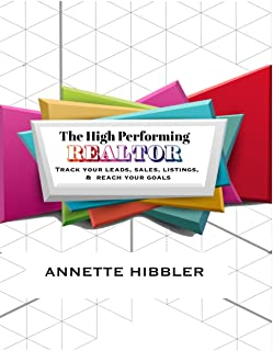 $29 » The High Performing Realtor: Track your leads, sales, listings, and reach your goals. (CALENDARS, PLANNERS & ORGANIZERS)