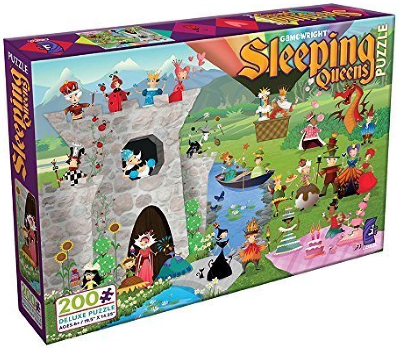 Ceaco Sleeping Queens, The Puzzle, 200 Piece by Ceaco