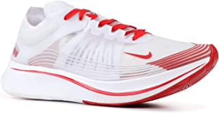 Zoom Fly SP - US 13 White/University Red