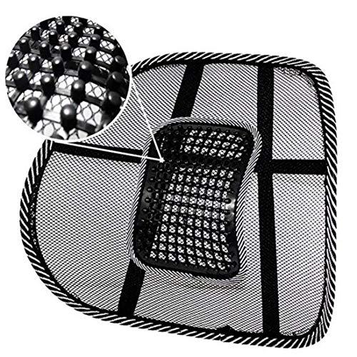 Freeship Deals - Cojín ventilador con cuentas de masaje para mayor comodidad
