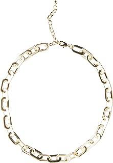 Best gold metal choker necklace Reviews