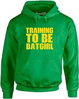 Brand88 - Training to Be Batgirl, Printed Hoodie