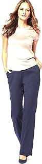 Women's Seasonless Wool Straight Leg Pants - Petite