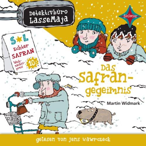 Das Safrangeheimnis Titelbild