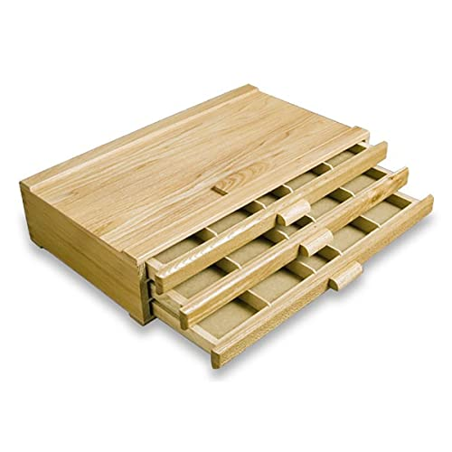Basic Wood Hinged Lid Box /& Magnetic Closure to Decorate 6x6x3.5cm
