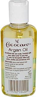 زيت أرجان المغربي نقي Cococare, 100% Natural Argan Oil, 2 fl oz (60 ml)