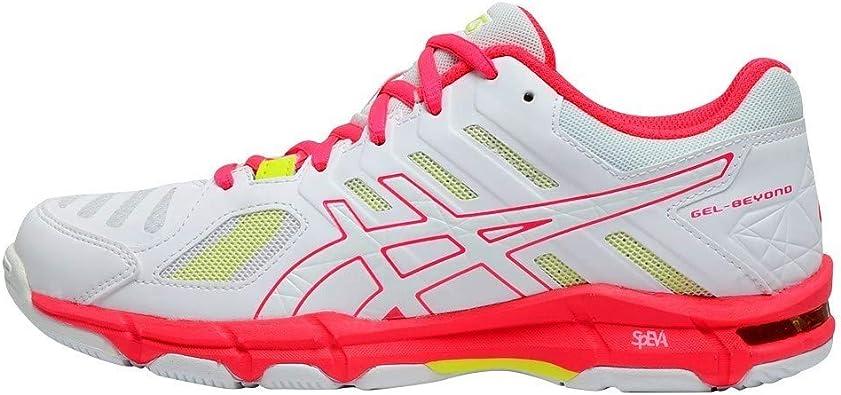ASICS Gel Beyond 5 Low B651N-100 Volleyball Shoes Women