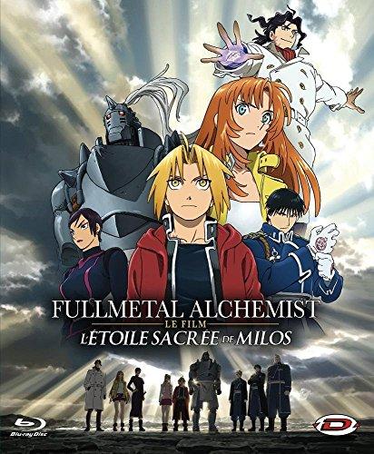 Fullmetal Alchemist : l'Etoile sacrée de Milos [Édition Standard]