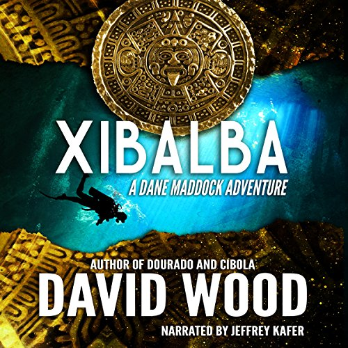 Xibalba audiobook cover art