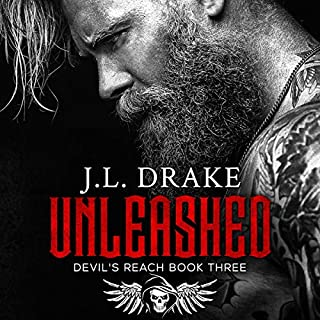 Unleashed     Devil's Reach, Book 3              Written by:                                                                                                                                 J. L. Drake                               Narrated by:                                                                                                                                 Conner Goff,                                                                                        Lacie Glennox                      Length: 8 hrs and 46 mins     Not rated yet     Overall 0.0