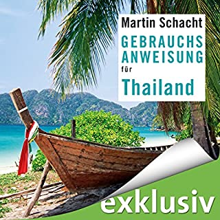 Gebrauchsanweisung für Thailand Titelbild