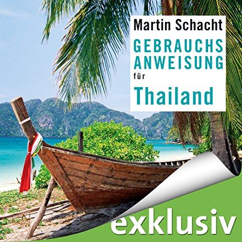 Couverture de Gebrauchsanweisung für Thailand