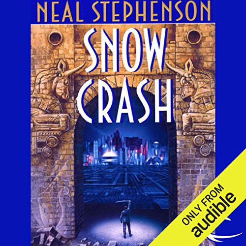 Snow Crash                    De :                                                                                                                                 Neal Stephenson                               Lu par :                                                                                                                                 Jonathan Davis                      Durée : 17 h et 3 min     6 notations     Global 4,8