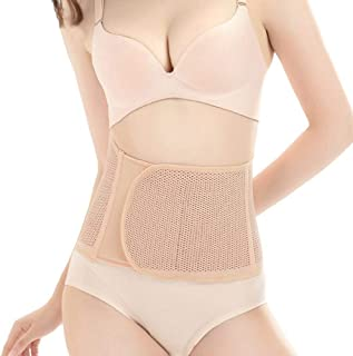 FOONEE Postpartum Support Recovery Belt, Recovery Belly Wrap Waist, Pelvis Girdles Belt Body Shaper, Women Postpartum Girdle Recovery Belly, Breathable Material(XL)