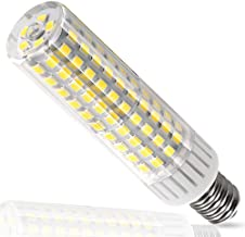 E14 LED Bulbs 8.5W 1105LM, 100W-120W Equivalent Halogen Bulbs, AC110V~265V Volts,Non-Dimmable,Daylight 6000K