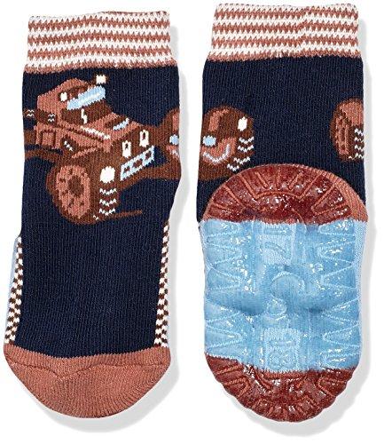 Sterntaler Baby-Jungen FLI AIR Strandbuggy Socken, Blau (marine 300), 18