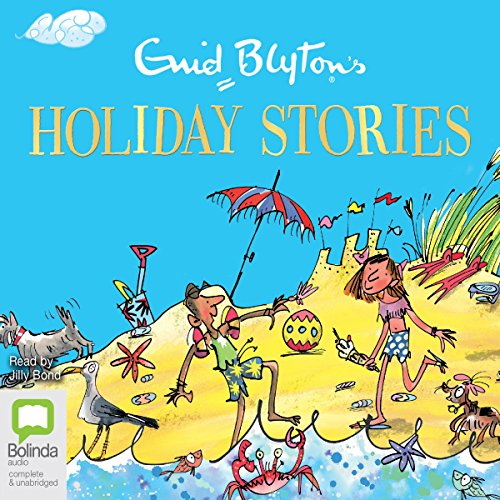 Enid Blyton's Holiday Stories cover art