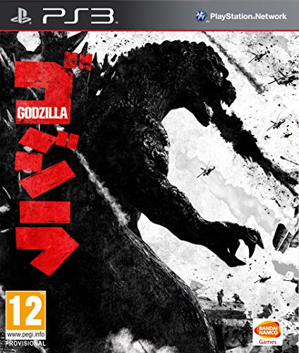 Godzilla PS3 UK multi