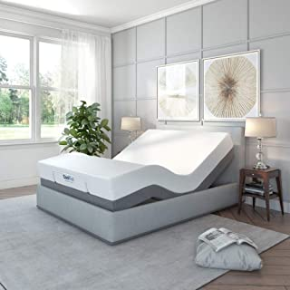 Classic Brands Cool Gel Ventilated Gel Memory Foam 10.5-Inch Mattress with Adjustable Comfort Adjustable