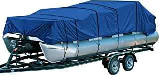 easy pontoon cover