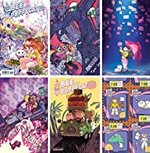 Bee and Puppycat Issues #1 - #6 Set!!! - Total of Six (6) BOOM! Comics