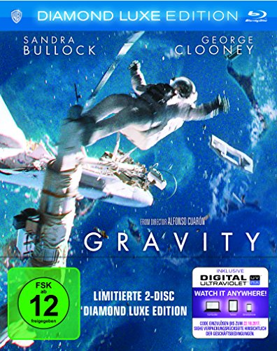 Gravity - Diamond Luxe Edition [Blu-ray] [Limited Edition]