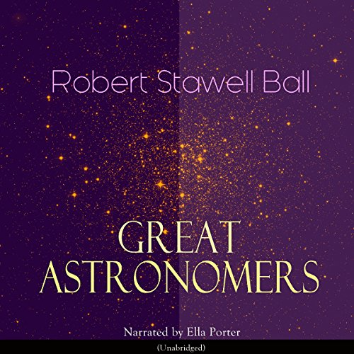 Great Astronomers cover art