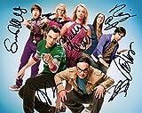 Fotodruck von The Big Bang Theory, mit vorgedrucktem