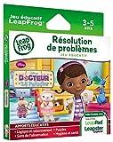 Leapfrog - 82012 - Jeu Educatif - Leappad / Leapster - Docteur la Peluche