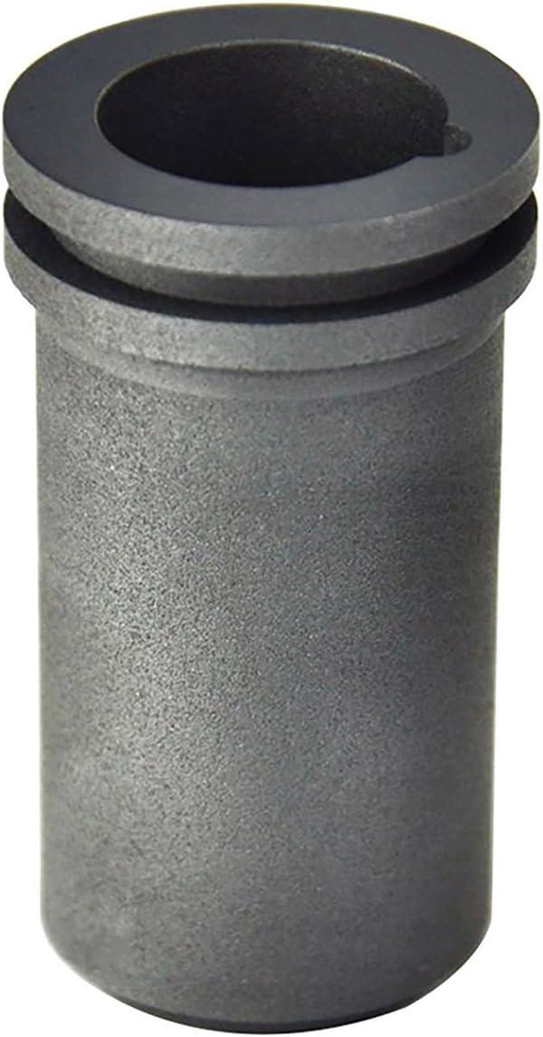 Popular standard 10 oz Crucible Year-end annual account for Mini R9 R9D-10 Melting Furnace Casting Refini
