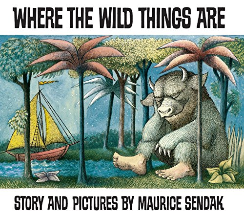 Where The Wild Things Are [Lingua inglese]