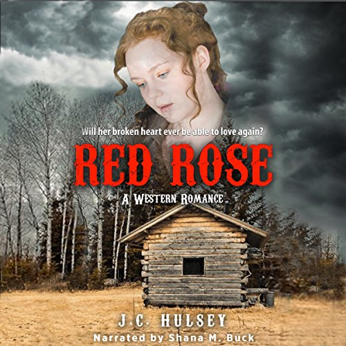 Red Rose: A Western Romance audiobook cover art