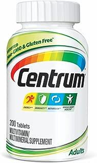 Best costco centrum vitamins Reviews