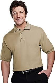 Scotchgard Stain Resistant Golf Cut Polo Shirt