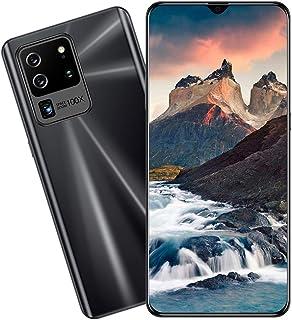 ZXYSR Telefonos Moviles Libres Baratos, Pantalla De Caída De Agua De Alta Definición De 6,6 Pulgadas 4GB + 64GB Telefono P...