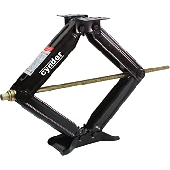 Max 30 2 Pack Quick Products QP-RVJ-S30-2PK Stabilizing and Leveling Scissor Jack 5,000 lb
