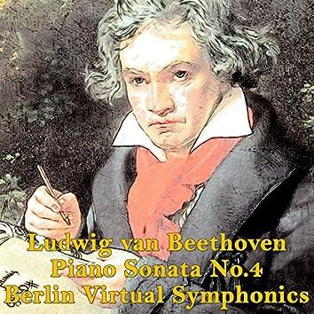 Ludwig Van Beethoven, Piano Sonata No. 4