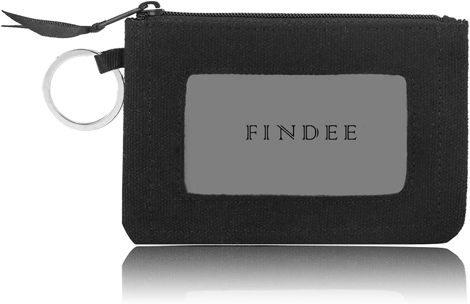Iconic Zip ID Case Wallet Coin Window Selling with Id Signature Purse - Limited price sale