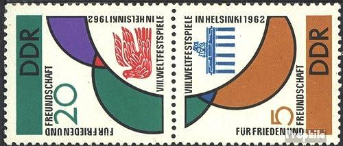 hasta 60% de descuento Prophila sellos para coleccionistas  DDR (RDA) wzd34-wzd41, szd20-szd27 szd20-szd27 szd20-szd27 (completa.edición.) nuevo con goma original 1962 festival mundial  producto de calidad