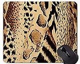 Alfombrilla de ratón Tigre Blanco, Alfombrilla de ratón de Goma con diseño Animal