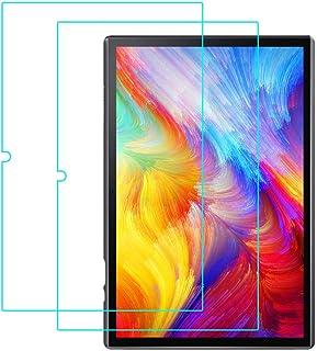 YGoal Skärmskydd för Lenovo Tab M10 HD 2:a generationen, [2-pack] 9H hårdhet, repfri, inga bubblor och hög definition prem...
